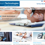 Designing a website? Stop at Gleam Technologies for a new look!