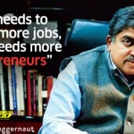 Infosys cofounder Nandan Nilekani gives his blessings to start-up company Fortigo