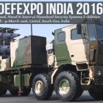 'Make in India' motto to shine 9th Defence Expo