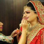 Your search for the perfect bridal makeup ends in Makeup India